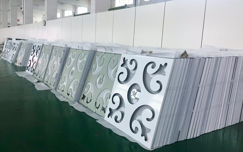 El ACP cubre el、 de aluminio panel.jpg compuesto de aluminio del panel del、